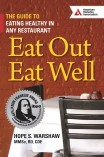 Eat Out Eat Well with Silver Medal Award