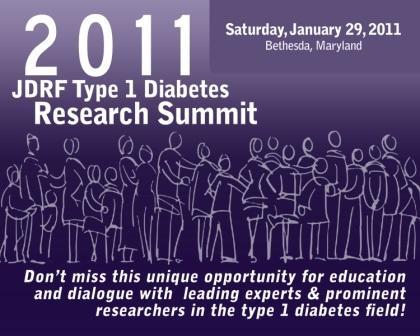 JDRF Summit art