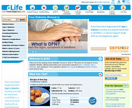 dLife website