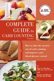 Cover of Complete Guide to Carb Counting