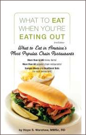 Cover of What to Eat When You're Eating Out