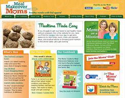 Mealmakeover website