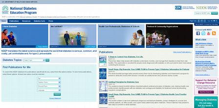 NDEP website