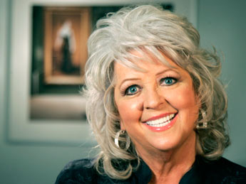 Paula Deen head shot